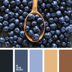 Цветовая палитра №3476
