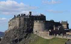 Edinburgh Castle, Edinburgh, Scotland