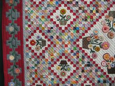 check out Be*mused photostream on  Flickr for awesome Japanese quilts