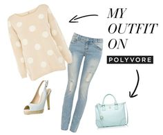 """Casual Weekend Outfit"" by victoriatreleaven on Polyvore"