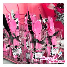 1000 images about fiesta de zebra print on pinterest - Fiestas para cumpleanos adultos ...