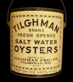 Tilghman Pkg. Co. Tilghman, Md.