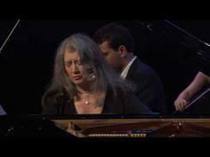 Martha Argerich- Shostakovich Concerto in C minor for Piano- Part 2