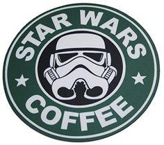 Badteppich Star Wars Coffee