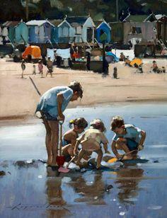Summer - Raymond Leech (1949 - )