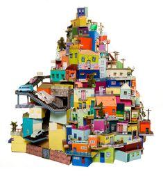 ana, cartao, cidades, escultura, serrano