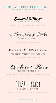 Sponsored Post: DigitalRoom + Tips for Creating Your Wedding Invitations « Southern Weddings Magazine