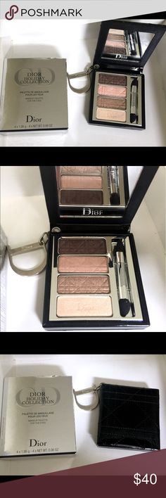 Dior Holiday Palette for Eyes Like new, only been swatched. Comes with box. Christian Dior Makeup Eyeshadow