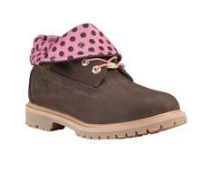 Women's Timberland Authentics Roll-Top Boot