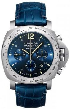 Panerai Luminor Chrono Daylight PAM 326 L-Series