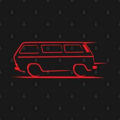 Shop Speedy Vanagon Caravelle Red vanagon caravelle t-shirts designed by PaloAltoDesign as well as other vanagon caravelle merchandise at TeePublic. Vw Bus T3, T3 Camper, Volkswagen, Vw T3 Syncro, Red Design, Van Life, Cars And Motorcycles, Shirt Designs, Check