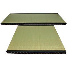 9' x 9' Tatami Mat Kit - OrientalFurniture.com