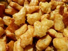 Swoon For Food: Peppery Cheddar Cheese Crackers