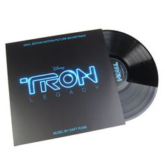 Daft Punk: Tron - Legacy Vinyl 2LP