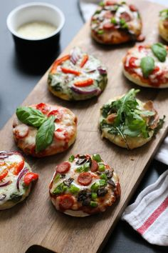 Party-Friendly Mini Pizza Bites