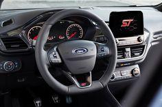 Ford Fiesta ST (2017).