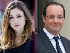 Francois Hollande's women: Julie Gayet, Valerie Trierweiler and Segolene Royal