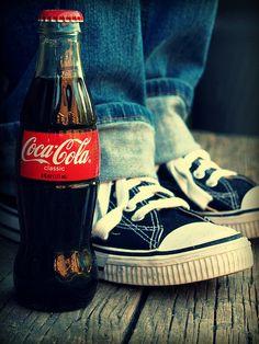 Coca Cola.....