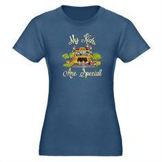 School bus T-Shirt on CafePress.com