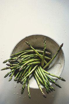 asparagus | Agnieszka Krach // na krachym spodzie