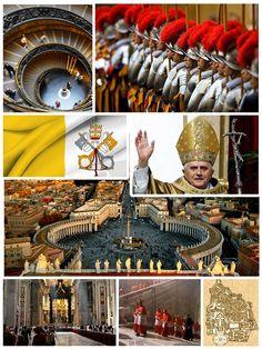 Vatican City i/ˈvætɨkən ˈsɪti/, or Vatican City State,[11] in Italian officially Stato della Città del Vaticano (pronounced [ˈstaːto della t͡ʃitˈta del vatiˈkaːno]),[12] is a landlocked sovereign city-state whose territory consists of a walled enclave within the city of Rome, Italy...