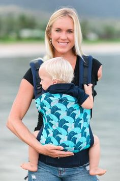 Canvas - Tula release 'Soul Surfer' TULA BABY CARRIER collaboration with Bethany Hamilton