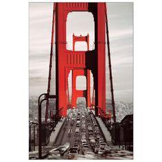 GOLDEN GATE - Golden Gate Bridge (San Francisco) 60x90 cm #artprints #interior #design #art #prints #panorami #Landscapes Scopri Descrizione e Prezzo http://www.artopweb.com/categorie/panorami-e-citta/EC21918