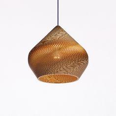 Dome30 lamp by Wishnya Design Studio