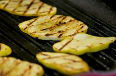 This flavorsome Grilled Yellow Squash side dish is really fast and easy to…