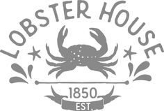 Lobster House, Wand Tattoo, Shabby Chic, Silhouette, Etsy, Decor, Penmanship, Stencils, Shop Signs