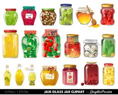 canning illustration - Buscar con Google