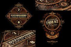 Dealjumbo.com — Discounted design bundles with extended license!   Retro/Vintage Graphic Designer Kit v.1