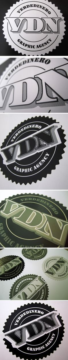 logo agenzia VERDEDINERO