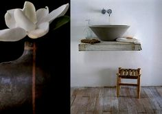 WABI SABI Scandinavia - Design, Art and DIY.: Wabi Sabi Bathroom ...