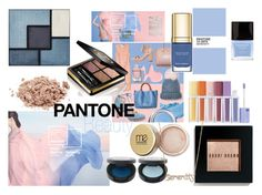 """Rose quartz and Serenity"" by madalina-elena-istrati on Polyvore featuring beauty, Bobbi Brown Cosmetics, Modern Minerals, Mineral Essence, FACE Stockholm, Yves Saint Laurent, Sephora Collection, Nephora, Butter London and Dolce&Gabbana"