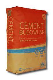 Cement CEM II/B-V 32,5R Portlandzki 25 kg