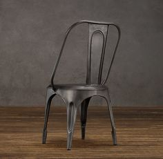 WANT For My New Table :) | For The Home  Buy Me $$$ | Pinterest | Steel  Metal, Steel And Side Chair