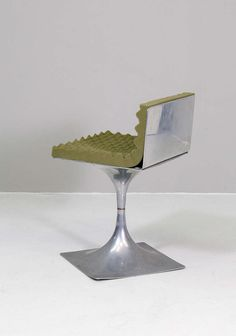 Chair, Model No.400, by Roger Tallon, Editions Lacloche, Paris 1964 image 3