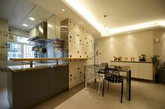 Apartments Minimalist Model exhibited by Modern Suite of Room in Hong Kong: Captivating Breathtaking Modern Small Apartment Interior