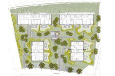 Wohnüberbauung Untermatt, Richterswil/ZH: Neues Pflanzenkleid für bestehende…