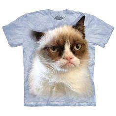 Camiseta The Mountain Gato Gruñon