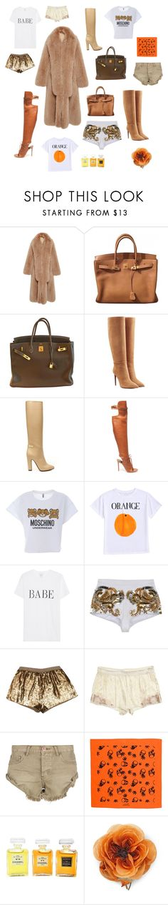 """""""Untitled #232"""" by drb907 ❤ liked on Polyvore featuring Jonathan Simkhai, Hermès, Ralph Lauren Collection, Givenchy, Altuzarra, Moschino, Dsquared2, Nonoo, Calypso St. Barth and OneTeaspoon"""