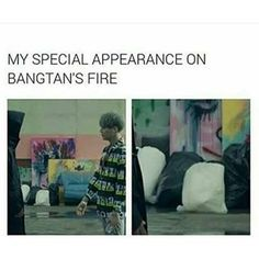 Yep. BTS trash is my middle name~~!