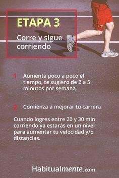 Empezar a correr es una forma de mejorar tu salud, ponerte en forma y sentirte mejor. Aquí encuentras una guía completa para empezar a correr desde cero. Core Exercises, Girl Running, Keep Fit, Fit Motivation, New Books, Inspire, Sport, Nails, Healthy