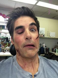 Twitter / galengering: Don't worry I'll be fine...it's ...