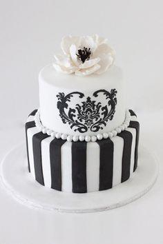 Wee Love Baking: wedding cake