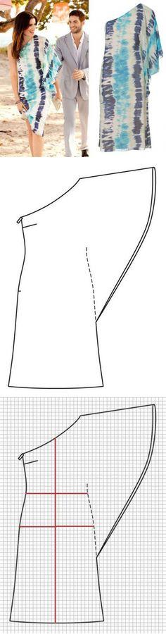 La costura ✂ los Patrones. El VESTIDO PARA los CASOS ESPECIALES\u000aLa revista: Burda 6\/2013\u000aEl patrón №: 10 // Taika
