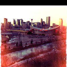 Beautiful Calgary Alberta!