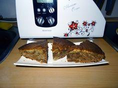 Receta de Bizcocho de Nutella y Vainilla Monsieur Cuisine Lidl Silvercrest - YouTube