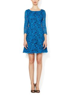 Miranda Lace Shift Dress from Brands to Know Feat. Shoshanna on Gilt